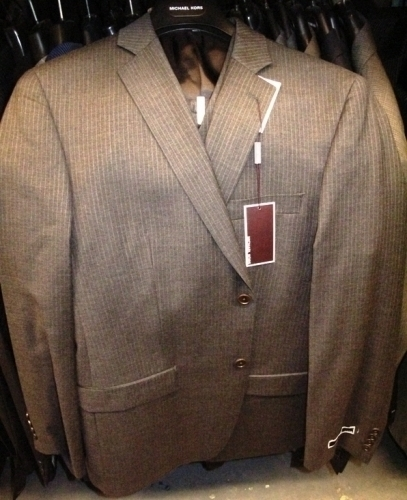 One of a million Michael Kors suits (Original markdown: $550)