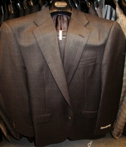 One of a million Hickey Freeman suits (Original markdown: $600)