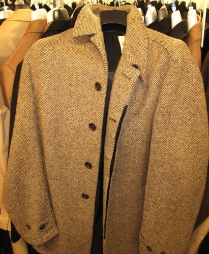 Beautiful Sealup heavy tweed overcoats (Original markdown: $1,000)