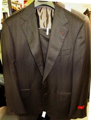 Isaia suits (Original markdown: $1,000)