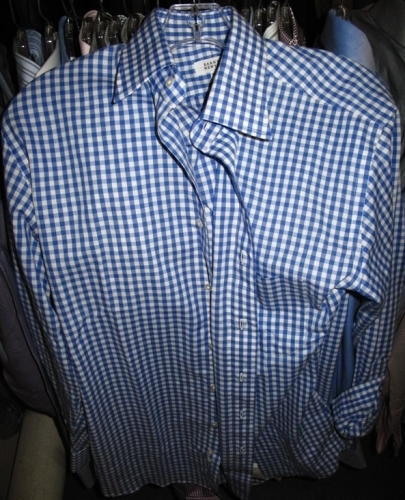 Barneys house-brand dress shirts (Original markdown: $100)