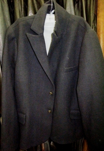 Rogues Gallery wool/cotton coat (Original markdown: $200)