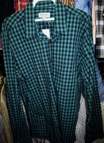 One of a million Steven Alan reverse-seam shirts for (Original markdown: $80)