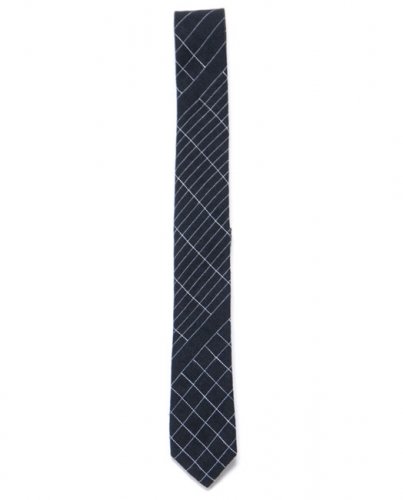 Mociun stripe linen ties ($95 down to $70)