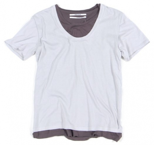 Robert Geller double layer t-shirts ($215 down to $90) 46