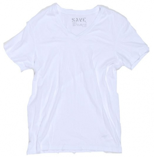 Save Khaki v-neck tees ($36 down to $20) XL