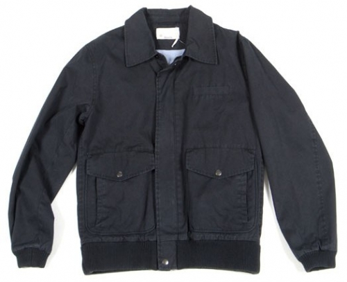 Trovata waxed cotton bomber jackets ($365 down to $220) M, L, XL