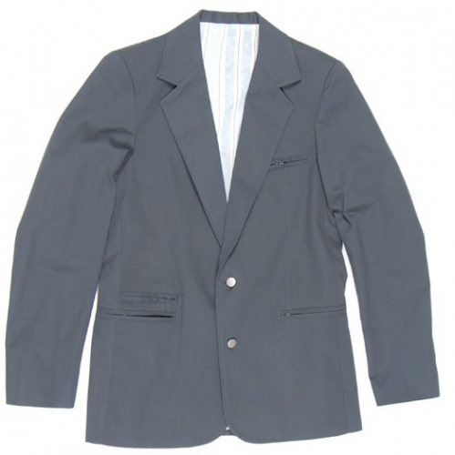 Hermanos Estebecorena zip pocket structured blazers ($150 down to $100) S, M, L
