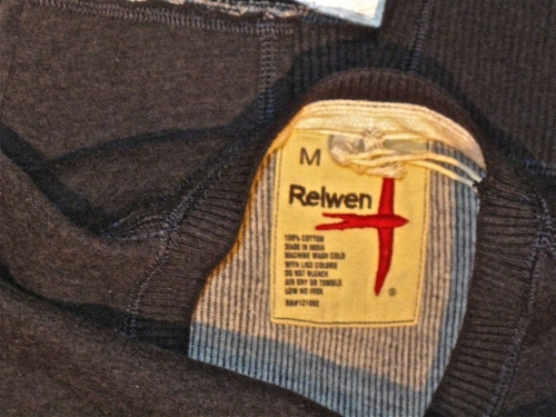 Relwen thermal crew - $85