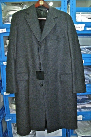 Wool coats for $270