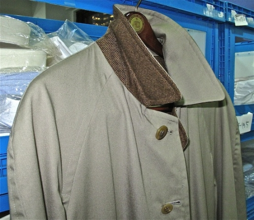 Reversible tweed coats for $270