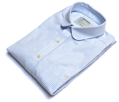 Club collar oxford shirts - 20 units - $95 down from $220