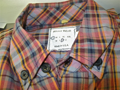 Billy Reid button-downs