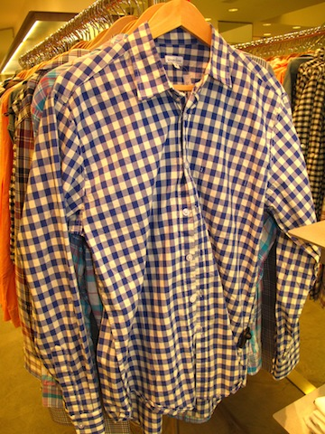 Steven Alan shirts for $65