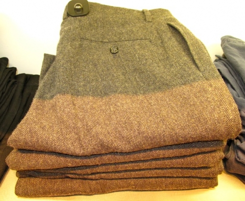 Duckie Brown wool pants for $85