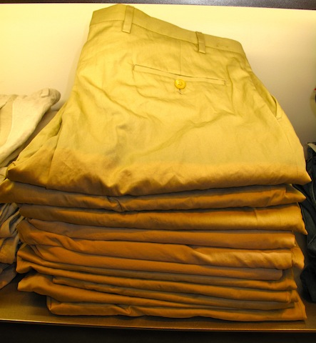 Michael Kors khaki pants for $50