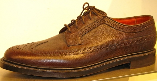 Duckie Brown wingtips for $50