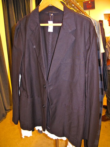 C.P. Company unstructured jackets for $85