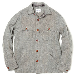 Wool Shirt Jacket Men | Outdoor Jacket