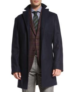 Kiton Coat