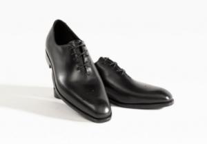 Barker Black Shoes