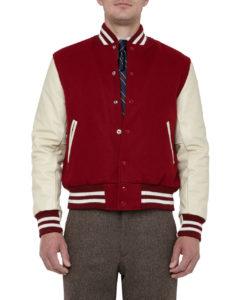 J. Press Varsity Jacket