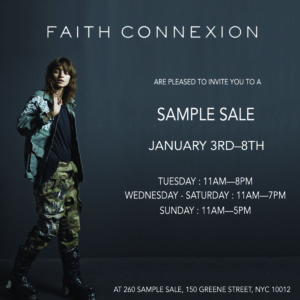 Faith Connexion Flyer