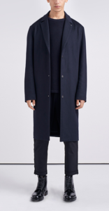 The Arrivals Coat