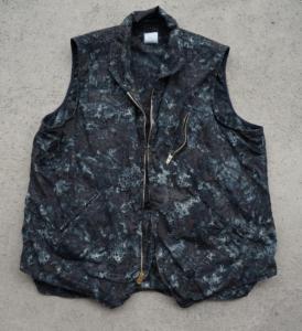 Post Overalls Vest